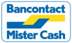 Bancontact/Mister Cash deposit