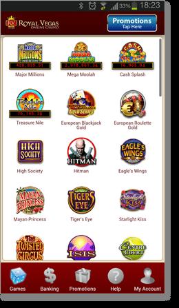 online casino app real money