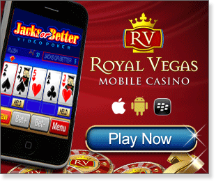 Royal Vegas Mobile and Tablet Casino