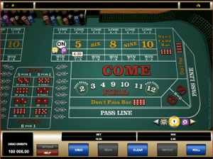 taking the odds on microgaming craps