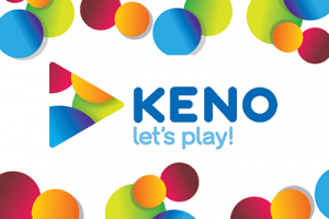 keno logo land-based