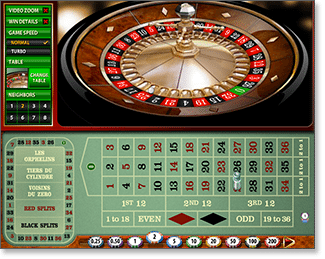 Microgaming Premier Roulette at All Slots Casino