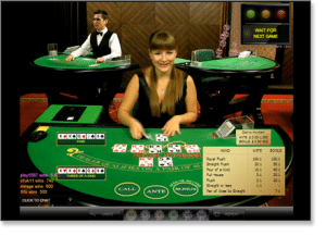 All Slots Live Dealer Casino Hold'em Poker