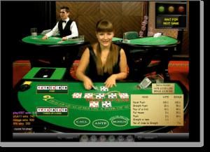 All Slots Live Dealer Casino Hold'em Poker