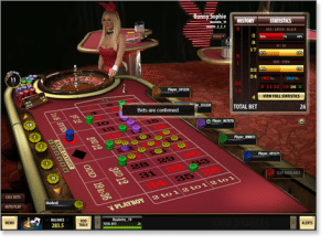 Live Dealer Roulette Gameplay