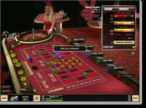 Live Dealer Roulette Gameplay