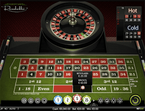 the martingale system on european roulette