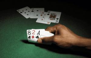 Seven card stud online