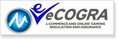 eCOGRA Safe and Fair Seal of Approval