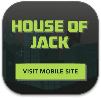 House of Jack Casino mobile website