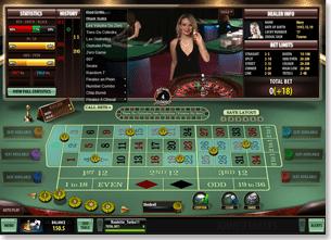 Live Dealer Multiplayer Roulette