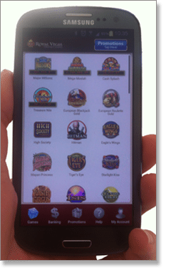 Android Casino Royal Vegas