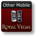 Royal Vegas Other Mobile App Button