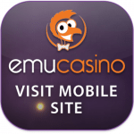 Emu Casino mobile app