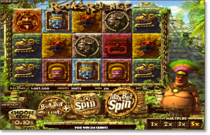 Play Rook's Revenge at Emu Casino
