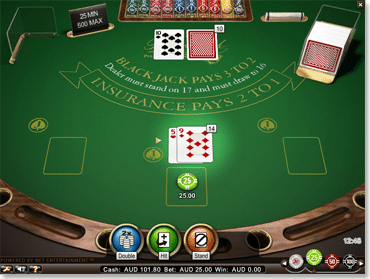 Play Blackjack Pro - High