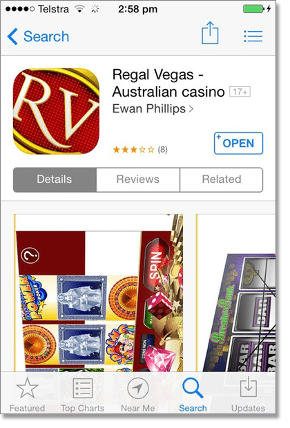 RVC App Store