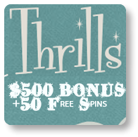 Thrills Casino Mobile Blackjack