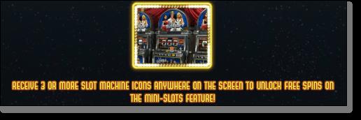 Mr Vegas Slots Feature