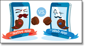 Native App and Web App