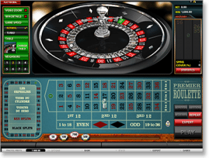 Premier Roulette at Royal Vegas