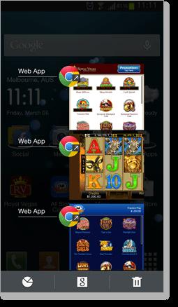 Mobile Web App