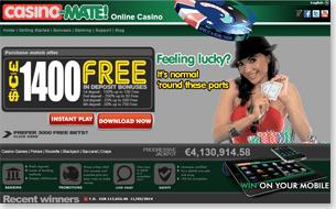 Casino-Mate Australia