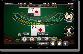 House of Jack Casino American Blackjack