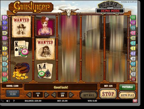 Play N Go Gunslinger