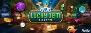 Lucky Gem Facebook Casino