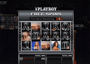 microgaming playboy mp bonus features