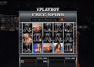 microgaming playboy mp bonus features