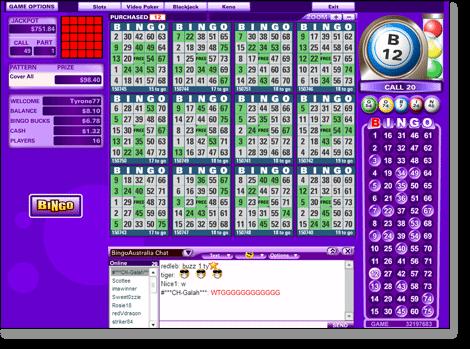Online Bingo Cards