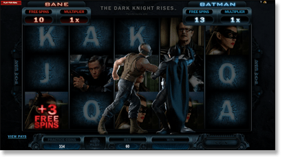 Dark Knight Rises Fight