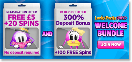 Deposits and Withdrawals @ Lucky Pants