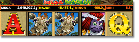 Mega Moolah Jackpot Three Million Dollars