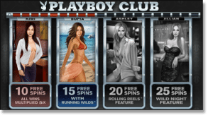 Playboy by Microgaming