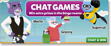 Kitty Bingo Cash Bonuses and Promos