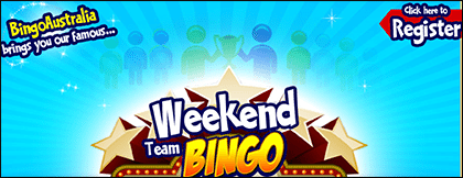 Play Team Bingo Online