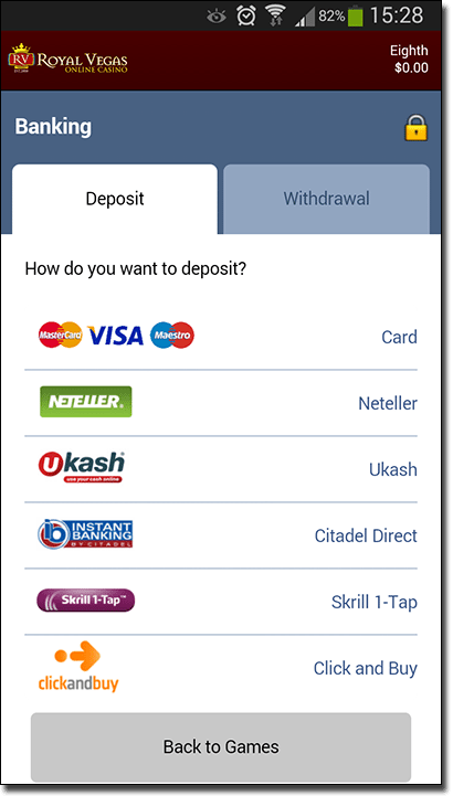 Mobile Roulette Real Money Deposits