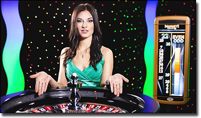 Play Immersive Roulette in 3D at All Slots Casino