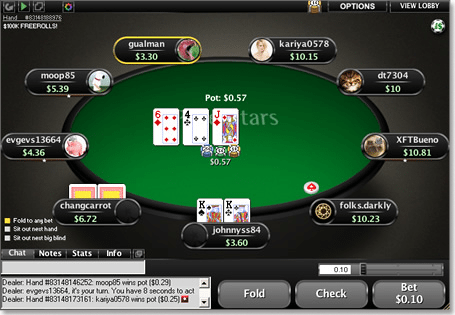 Visit PokerStars