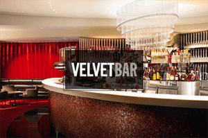 velvet bar at crown melbourne