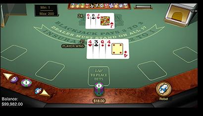 Leo Vegas Blackjack
