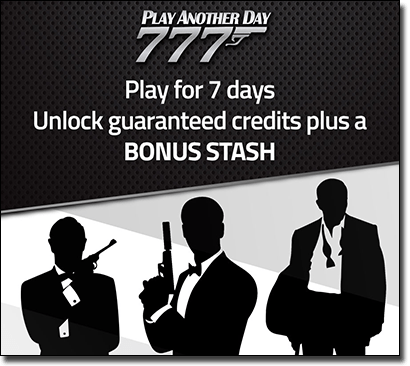 Royal Vegas Casino - Play Another Day promotion
