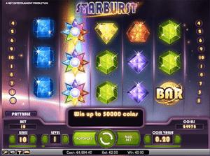 starburst netent wild