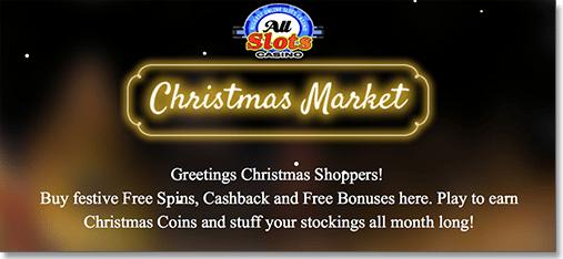 All Slots Christmas Market
