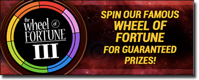 Wheel of Fortune III now available at Royal Vegas Casino