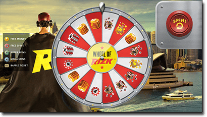 Rizk Casino promos and bonuses