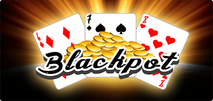 Blackpot side-bets at Crown Casino Melbourne